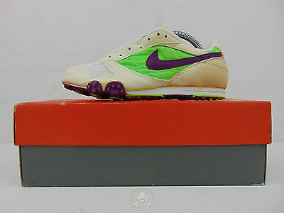 Vintage 90 NIKE Zoom V 5 Scarpe 40 US 7 Shoes NOS VTG Rare Running Deadstock
