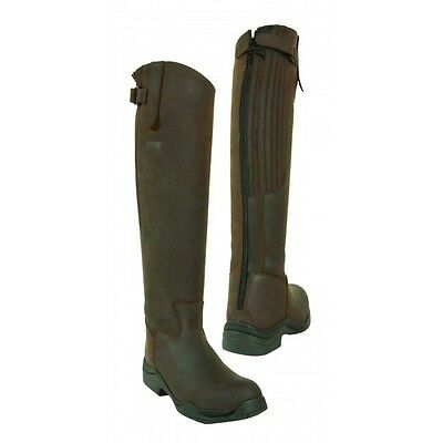 Toggi Calgary Long Riding Boot - Cheeco,  Wide Fit All Sizes