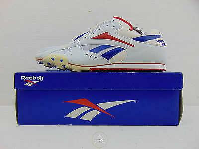 Vintage 90 REEBOK Athletics Scarpe 47 US 13 Shoes NOS VTG Rare Trainers