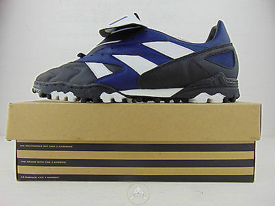 Vintage 90 ADIDAS Tektral Team Scarpe Calcetto 47 US 12.5 Soccer Shoes Boots