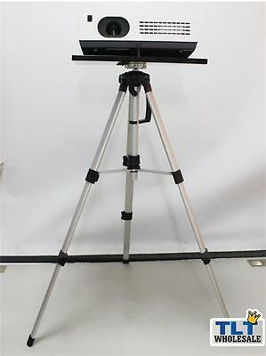 Projector Stand Portable Tripod Adjustable Notebook Aluminium 55-150cm upto 8kg