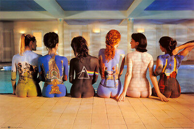 Pink Floyd Back Catalog Music Poster Print, New, 36x24 F2