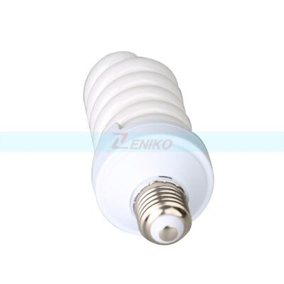 45W 5500K Photo Studio Video Daylight Lamp Bulb Photography Shooting E27 220V