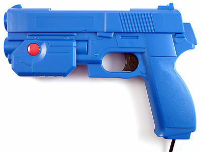 Ultimarc AimTrak Arcade Gun - MAME, House of the Dead, Virtua Cop etc... (Blue)