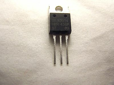 IRLB3034 N-Channel Power MOSFET 40V / 343A International Rectifier