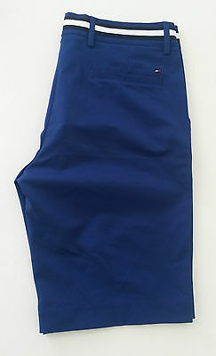 Genuine Tommy Hilfiger Bermuda Womens Golf Shorts Arielle Sodalite Blue Size 10