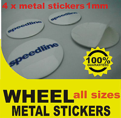 4 CAPS BULTACO CRHOME tapas llantas ruedas  wheel center caps 4 METAL STICKERS