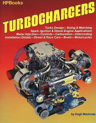 Turbochargers - Book HP49