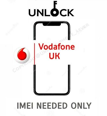 Unlock Code For Vodafone SMART First 7 VFD 200 V200 VFD200 UK Ireland Portugal