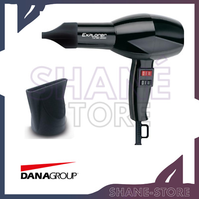 ... Compact Turbo 5900 Phon Asciugacapelli Hairdryer 2200W.