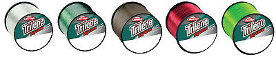 Berkley Trillene Big Game Fishing Line 10lb-100lb Clear,Green Brown,Red,Solar