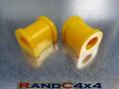 RBX101240PY-Y Land Rover Freelander 1 Front Poly Anti Roll Bar D Bushes 96-2000