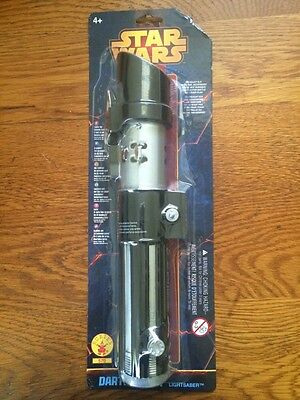 Star Wars Darth Vader Lightsaber  Halloween Costume Accessory New