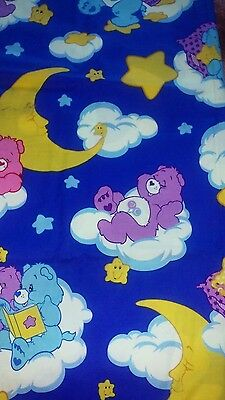 Carebears glow in the dark toddler pillowcase