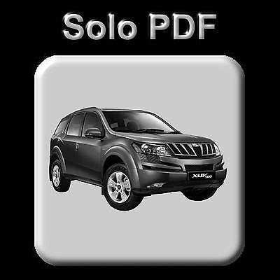 Mahindra Xuv500 - Workshop, Service, Repair Manual - Wiring