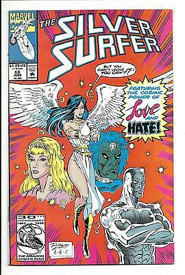 SILVER SURFER Vol.3 # 66 (JUNE 1992), NM