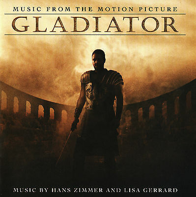 Hans zimmer lisa gerrard the bible soundtrack cd new for Gladiator hans zimmer