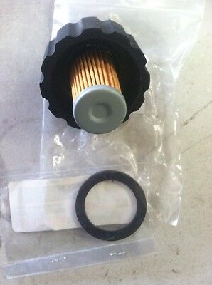Yamaha Golf Cart Fuel Filter & Gasket Seal G-2 G-9 85-95 Gas Filter & Seal