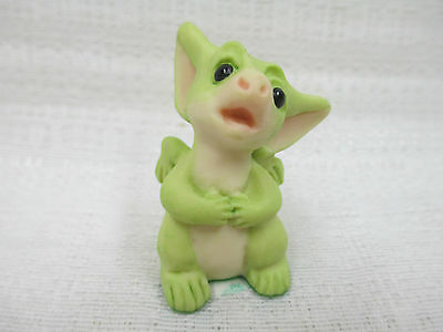 Whimsical World Of Pocket Dragons Why? Real Musgrave NIB