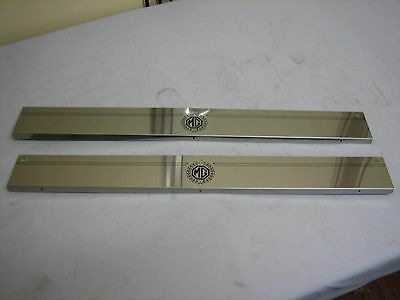 240-630 Mg Mgb Threshold Plates Stainless Steel New