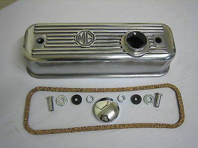 224-508P Gac4069  Mg Mga/mgb Alloy Rocker Cover Plus Fitting Kit