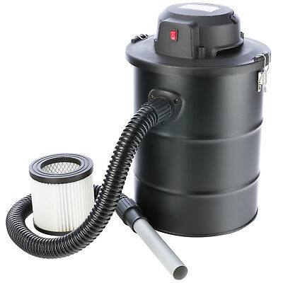 Ash Vacuum Cleaner with Motor for Ash and Chimney with Hepa Filtre