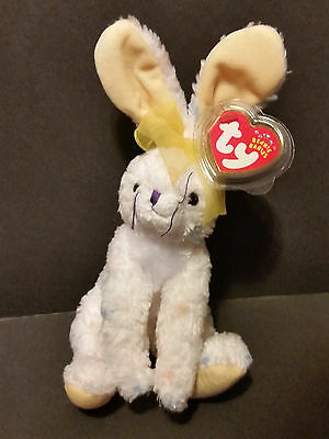 2001 Ty Beanie Carrots the Rabbit W/Tags