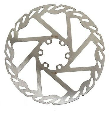 CLARKS disc brake rotors 6 bolt 160MM AVID/HAYES/SHIMANO