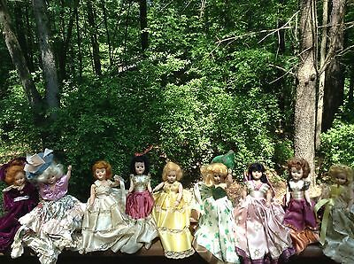Vintage duchess doll collection