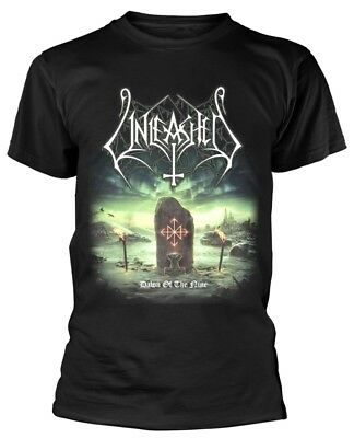 Unleashed 'Dawn Of The Nine' T-Shirt - NEW & OFFICIAL!