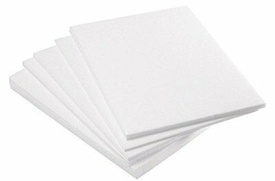 A4 Safeprint Lino Block Pack of 25 Printing Tiles Polystyrene Sheets 79500-25