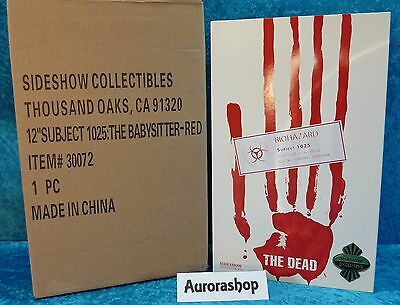 Sideshow Figur The Dead Subject 1025 The Babysitter International Excl. 300 Stk.