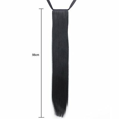 "I Love Hair 22"" Straight Pony Tail Hair Extensions*** 8 colors***"