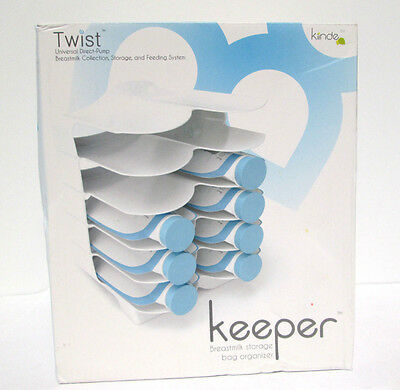 Kiinde Keeper Breastmilk Storage Bag Organizer [MB-A-K]