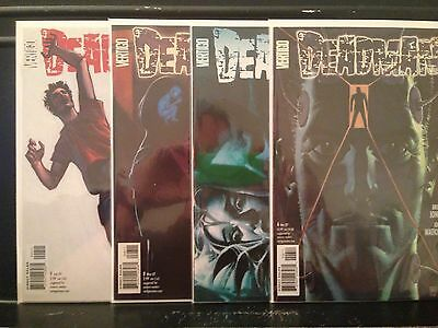 Lot of 4 Deadman #6 7 8 9 (2007, DC) Combined Shipping Deal!