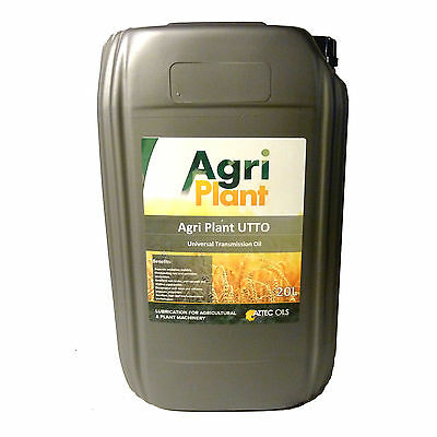 Tractor Oil Universal Tractor Transmission Oil (UTTO) | 20 Litre