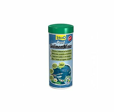 Tetra Pond Sedimentminus 300ml Sludge Reducer- Posted Today if Paid Before 1pm