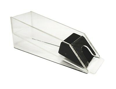 Acrylic Card Shoe – Holds 4 Decks