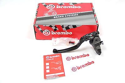 BREMBO 19RCS Radial Clutch Master Cylinder, Folding Lever, 19mm 18 & 20 Ratio