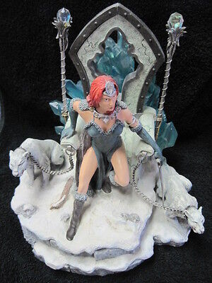 SPELLBOUND NIVALIS QUEEN OF WINTER displayed but not injured with box