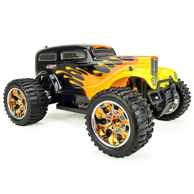 HSP RC Car 2.4ghz 1/10  Electric 4WD OFF Road RTR RC Monster Truck 88046