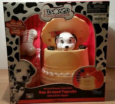 102 Dalmatians Run Around Pupcake NIB Disney Store Exclusive ULTRA RARE.