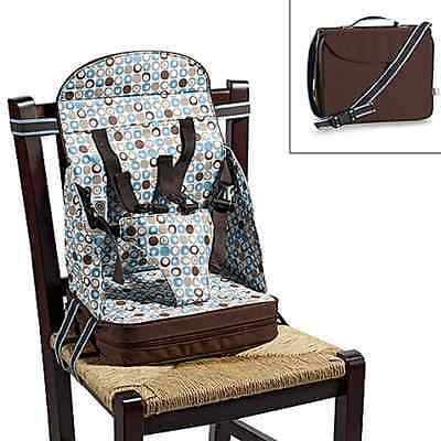 Booster Seat Portable Polar Travel High Chair Baby Child Toddler Go Anywhere
