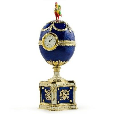 1904 Kelch Chanticleer Russian Faberge Egg