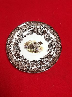 Vintage Royal Worcester ~ Palissy ~ Game Series - Small Saucer