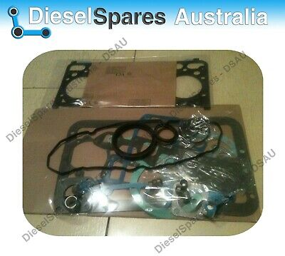 Kubota v2203 Full Overhaul Gasket Set with MLM Head Gasket for Bobcat GQ