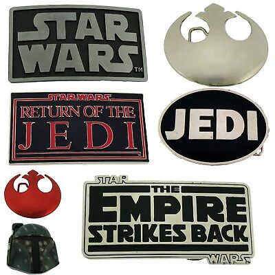 Star Wars Belt Buckle Mens womens Halloween Costume Figure Gothic Tattoo Movie