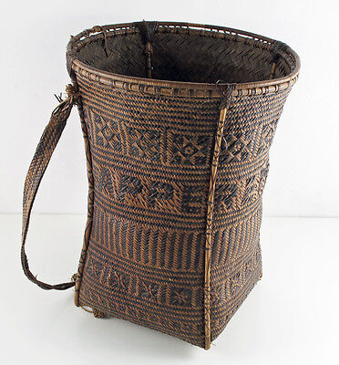 Best Borneo Basket Ever / Protective Writing in Malay