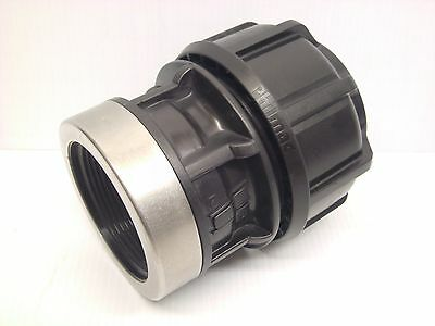 "Philmac 3G Metric Pipe End Connector 50mm x 2"" FI BSP 70786600"