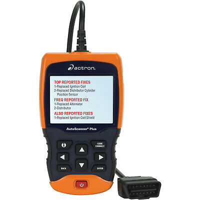 Bosch-Actron CP9680 AutoScanner Plus with CodeConnect Code Reader